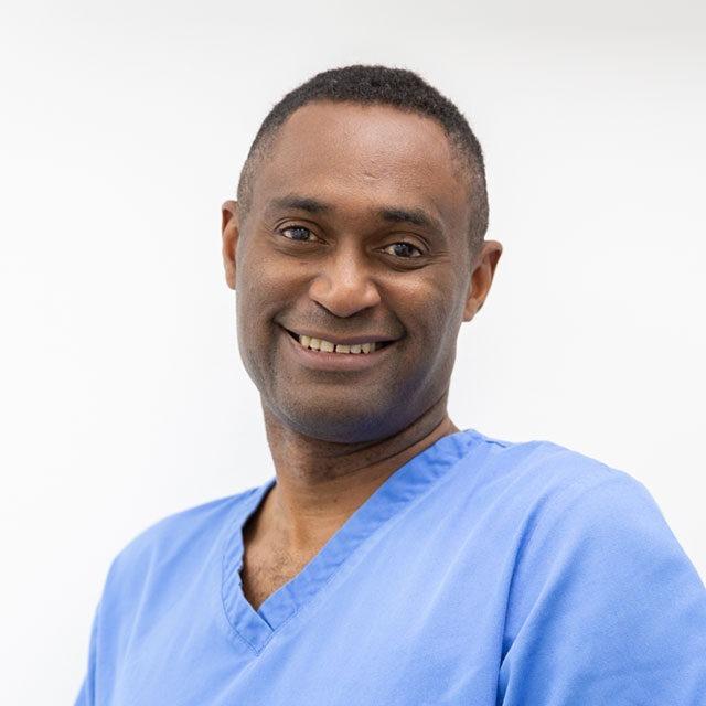 Dr Robert Ward