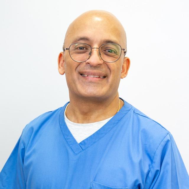 Dr Anil Raja